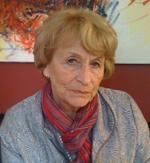 Foto von Irmgard Uhl, Leiterin des Blindenapostolats der Erzdözese Wien