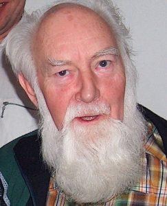 Portrait P. Wilfried Lutz