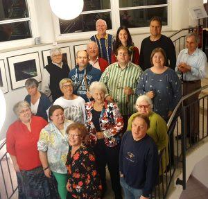 Mitglieder der Arbeitsgemeinschaft